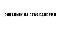 Poradnik naczas pandemii logo
